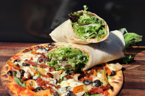 Pizza-and-Wraps