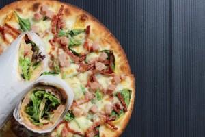 Wraps & Pizzas