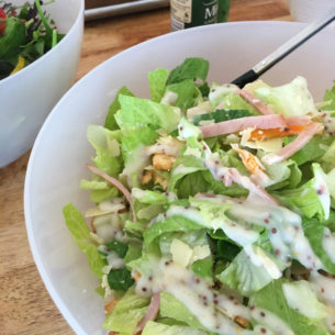 Casesar-Salad