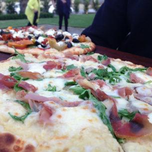 Pizza-Platter